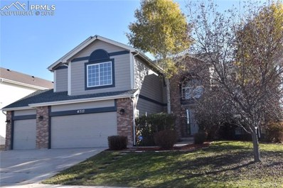 6717 Stockwell Drive, Colorado Springs, CO 80922 - MLS#: 6013149