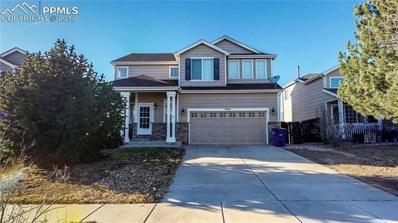 7024 Alcove Springs Drive, Colorado Springs, CO 80923 - MLS#: 6018039