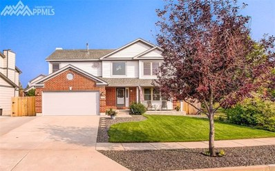 3920 Cottage Drive, Colorado Springs, CO 80920 - MLS#: 6019295