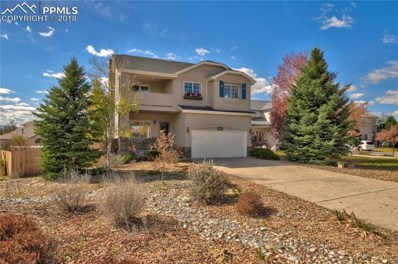 4881 Spotted Horse Drive, Colorado Springs, CO 80923 - MLS#: 6020070
