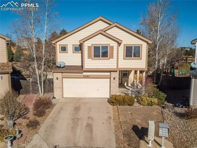 5280 Oats Court, Colorado Springs, CO 80922 - MLS#: 6022918