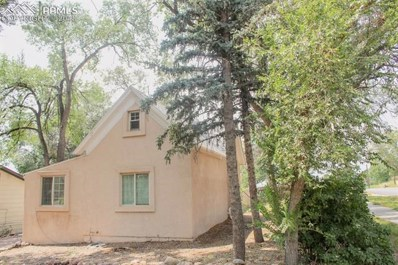 1130 Prairie Road, Colorado Springs, CO 80909 - MLS#: 6023104