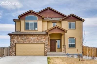 10592 Abrams Drive, Colorado Springs, CO 80925 - MLS#: 6035072