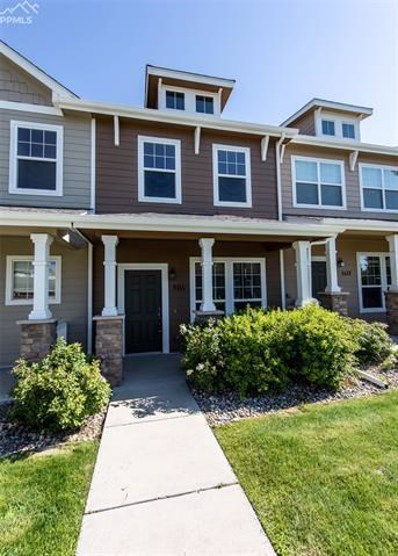 5111 Hawks Crest Point, Colorado Springs, CO 80916 - MLS#: 6036112