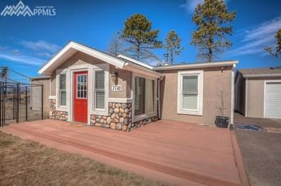 7110 Circle Drive, Colorado Springs, CO 80908 - MLS#: 6036710