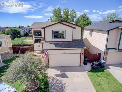 4665 Cade Court, Colorado Springs, CO 80922 - MLS#: 6042120