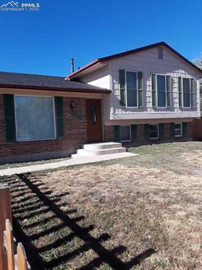 2550 E Prescott Circle, Colorado Springs, CO 80916 - MLS#: 6045953