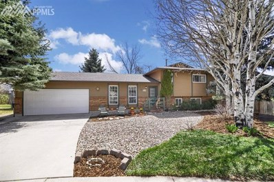 5175 Thistle Court, Colorado Springs, CO 80917 - MLS#: 6046119