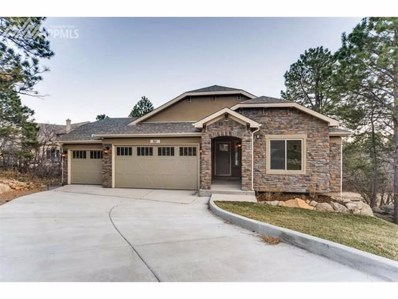 511 Mountain Pass View, Colorado Springs, CO 80906 - MLS#: 6048117