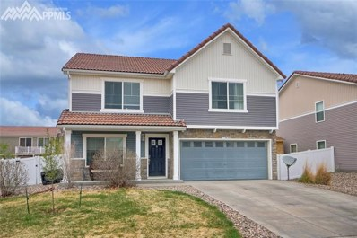 7904 Campground Drive, Fountain, CO 80817 - MLS#: 6049793