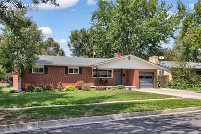 2526 Meade Circle, Colorado Springs, CO 80907 - MLS#: 6060262