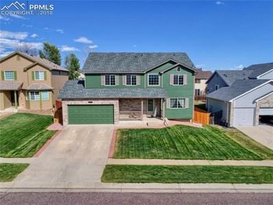 5965 Grover Drive, Colorado Springs, CO 80923 - MLS#: 6062656