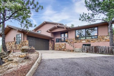 7345 Buckeye Court, Colorado Springs, CO 80919 - MLS#: 6071464