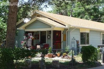 N Institute Street, Colorado Springs, CO 80903 - MLS#: 6076223