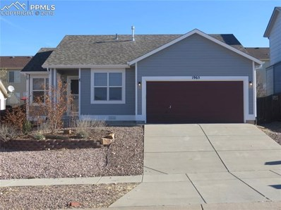1965 Siskin Lane, Colorado Springs, CO 80951 - MLS#: 6081003