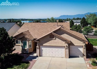 4263 Morning Glory Road, Colorado Springs, CO 80920 - MLS#: 6083752