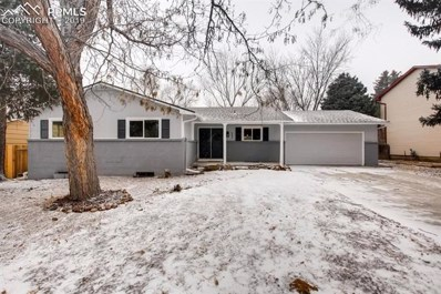 4902 Galena Drive, Colorado Springs, CO 80918 - MLS#: 6099144