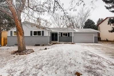 4902 Galena Drive, Colorado Springs, CO 80918 - MLS#: 6099144