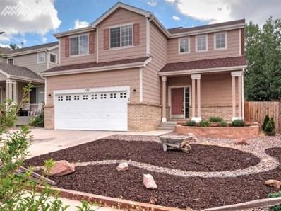 2271 Woodpark Drive, Colorado Springs, CO 80951 - MLS#: 6106560