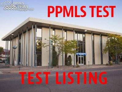 12345 Rsc Test Listing, Colorado Springs, CO 80903 - MLS#: 612124