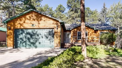 730 Log Haven Drive, Woodland Park, CO 80863 - MLS#: 6122766