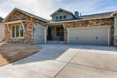 16450 Mountain Mist Drive, Monument, CO 80132 - MLS#: 6123443
