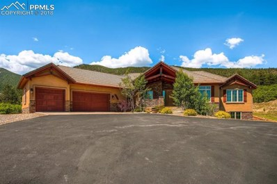4571 Red Rock Ranch Drive, Monument, CO 80132 - MLS#: 6124756