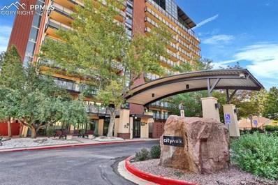 417 E Kiowa Street UNIT 1202, Colorado Springs, CO 80903 - MLS#: 6134714