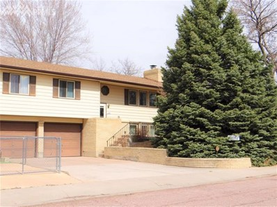 7320 Treasure Trail Circle, Colorado Springs, CO 80911 - MLS#: 6134807