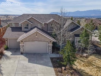 2319 Ledgewood Drive, Colorado Springs, CO 80921 - MLS#: 6140048