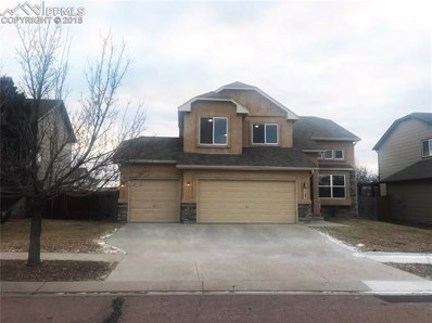 7293 Amberly Drive, Colorado Springs, CO 80923 - MLS#: 6145207