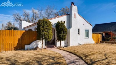 1318 E Kiowa Street, Colorado Springs, CO 80909 - MLS#: 6151492