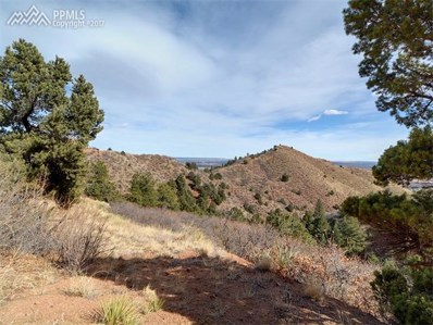 0 Oak Ridge Road, Manitou Springs, CO 80829 - MLS#: 6153146