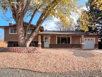 1154 Turley Circle, Colorado Springs, CO 80915 - MLS#: 6156788