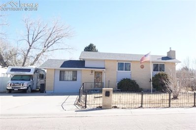 6805 Fielding Circle, Colorado Springs, CO 80911 - MLS#: 6170529