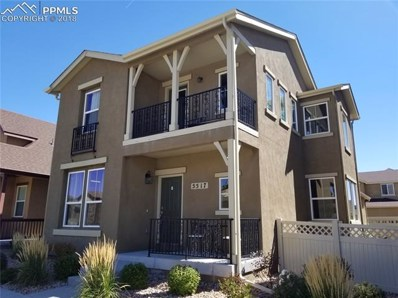 5517 Sunrise Mesa Drive, Colorado Springs, CO 80924 - MLS#: 6171112