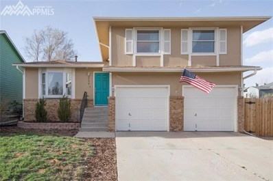 4590 Sunnyhill Drive, Colorado Springs, CO 80916 - MLS#: 6175304