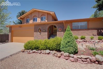 2718 Penacho Circle, Colorado Springs, CO 80917 - MLS#: 6176258