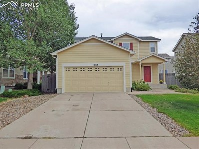 8163 Postrock Drive, Colorado Springs, CO 80951 - MLS#: 6176393