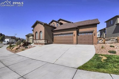 7056 Jagged Rock Circle, Colorado Springs, CO 80927 - MLS#: 6178548