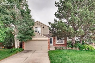 8790 Boxelder Drive, Colorado Springs, CO 80920 - MLS#: 6179495
