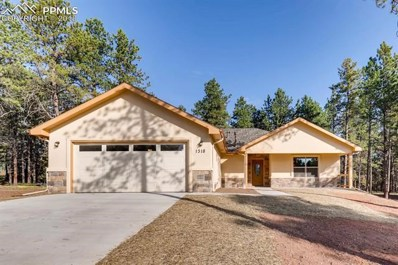 1318 Firestone Drive, Woodland Park, CO 80863 - MLS#: 6183007