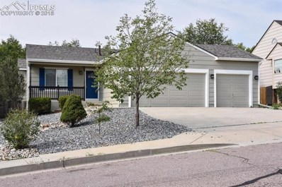 1319 Ancestra Drive, Fountain, CO 80817 - MLS#: 6211741
