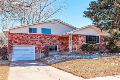 1515 Swope Avenue, Colorado Springs, CO 80909 - MLS#: 6213413