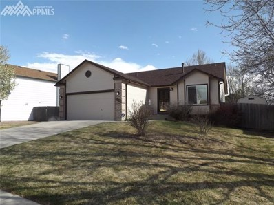 3015 Frazier Lane, Colorado Springs, CO 80922 - MLS#: 6228089