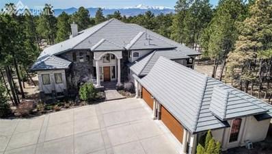4460 Hidden Rock Road, Colorado Springs, CO 80908 - MLS#: 6237960