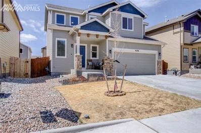 6186 Wild Turkey Drive, Colorado Springs, CO 80925 - MLS#: 6246306