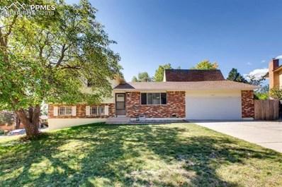 3395 Mira Loma Court, Colorado Springs, CO 80918 - MLS#: 6248768