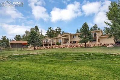7320 Woodmen Mesa Circle, Colorado Springs, CO 80919 - MLS#: 6249825
