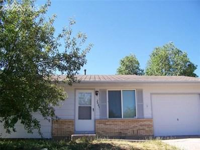 2045 Nielsen Court, Colorado Springs, CO 80906 - MLS#: 6250425